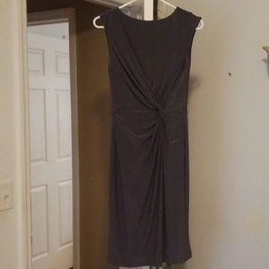 Knot grey Ralph lauren dress